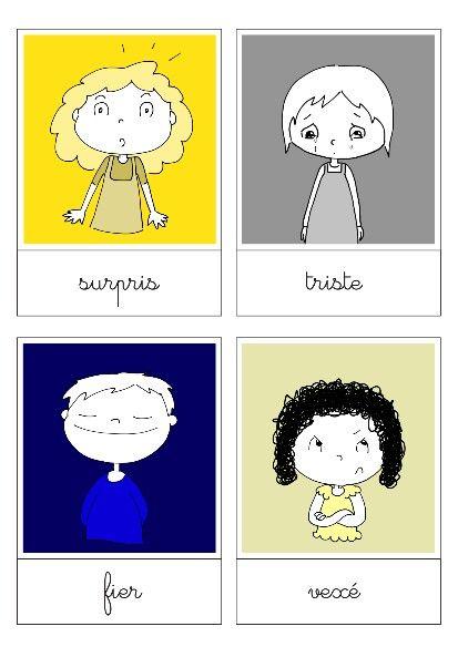Émotions 3 bougribouillon