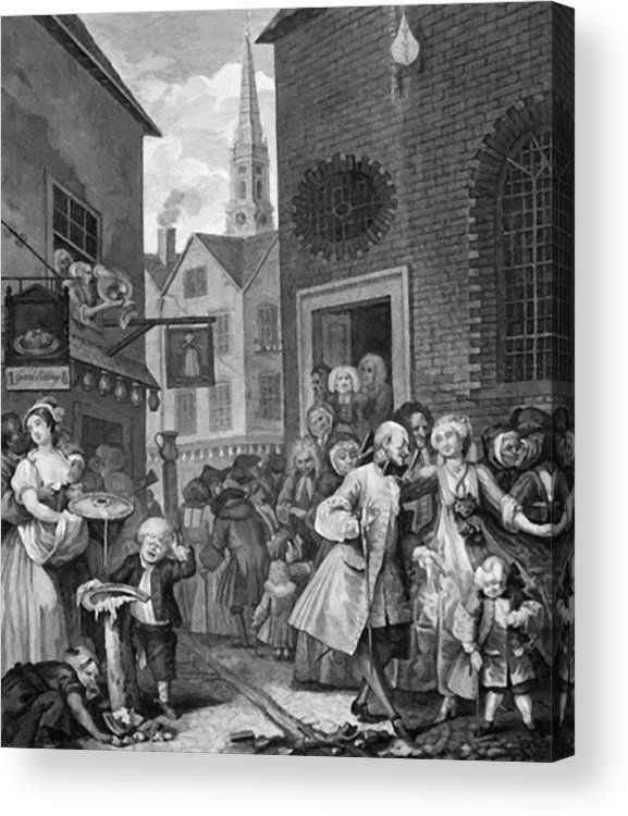 History William Hogarth London History Baroque Art