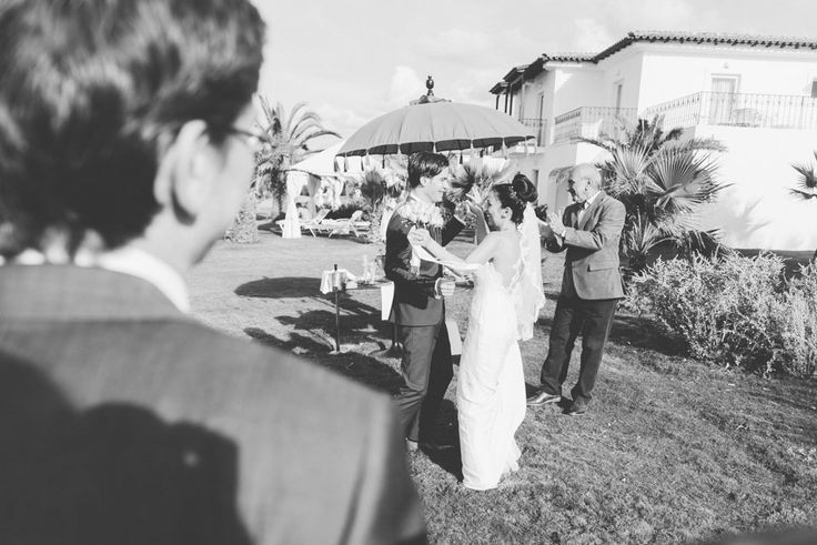 Wedding in Rethymno, Crete. Picture by paulinaweddings.com