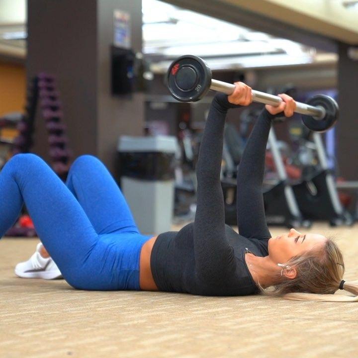 Pin Pa Upper Body Workout