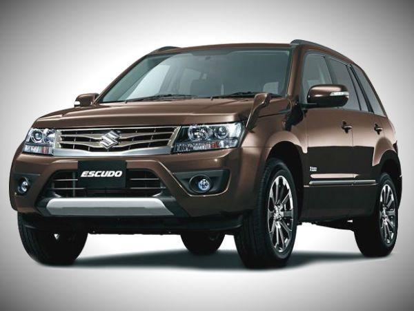 The Suzuki Grand Vitara Has Got An Update In The Form Of