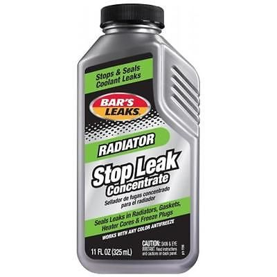 Bar Products 01196 11 Oz Radiator Stop Leak Concentrate
