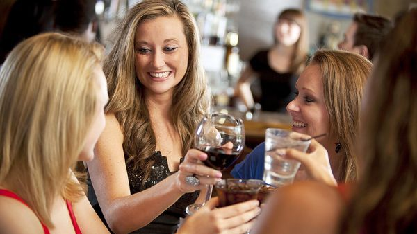 Female Friends Spend Raucous Night Validating The Living Shit Out Of Each Other