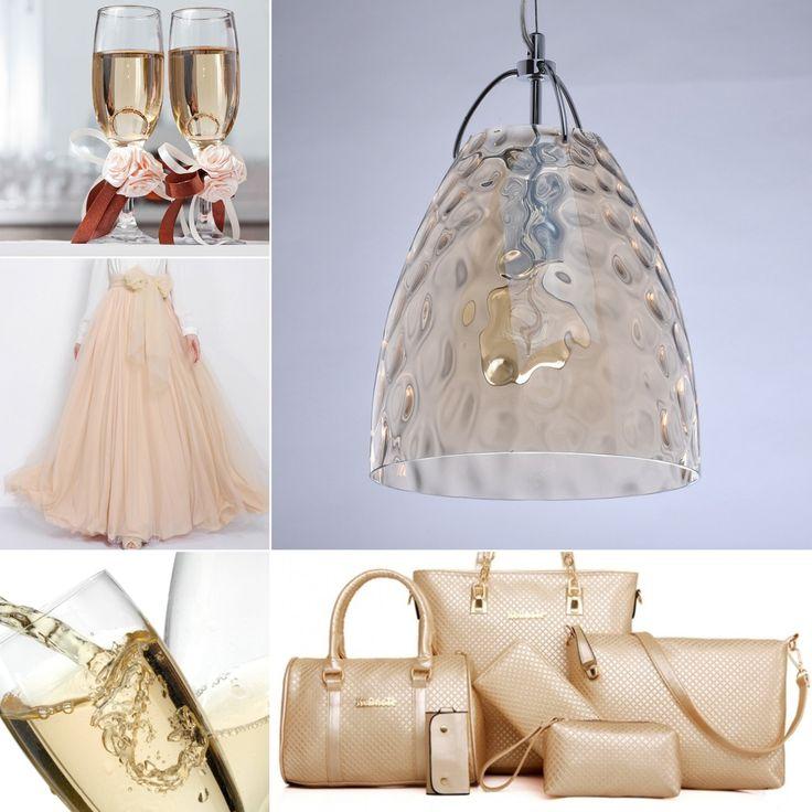 Дизайнеры свадебных платьев объявили цвет шампань трендом года. Этот легкий, игристый оттенок будет уместен не только в загсе, но и в повседневной жизни. Кожаные аксессуары, воздушные платья, тон ногтей и украшений – где бы не использовался этот цвет, он всегда настраивает на веселье и легкость. Дизайнеры интерьеров давно вдохновляются оттенком шампань. В этом тоне выполнен фактурный плафон стильной люстры КЛЕР. Она выглядит очень нежно и элегантно, благодаря мягким формам и линиям. При…