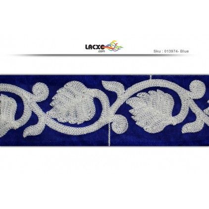 Plain Embroidery Lace - 013974 Rs1,012.00 / 9 Meter Roll