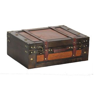 Mini Storage Chest Assortment | Overstock.com Shopping - The Best Deals on Decorative Trunks