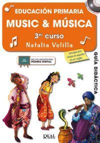 Natalia Velilla: Music & Musica, Volumen 3 - Profesor MK18808 http://www.carisch.com/esp/producto.asp?sku=MK18808