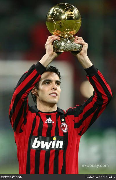 Ricardo Kaka - AC Milan vs. Celtic - UEFA Champions League Group D Matchday 6