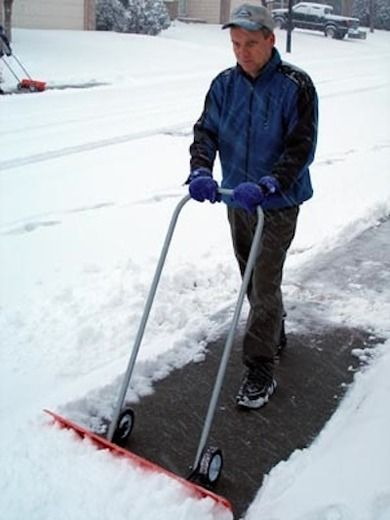 Best Snow Shovels - 10 to Clear the Path (and Save Your Back) - Bob Vila