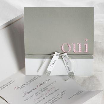 23 best invitation au mariage images on pinterest marriage invitation and invitation ideas. Black Bedroom Furniture Sets. Home Design Ideas
