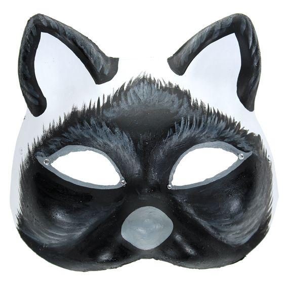 PlusColor -maaleilla maalattu kissanaamari. Tarvikkeet ja ideat Sinellistä!