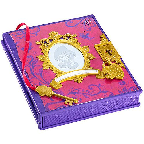 Ever After High Secret Hearts Diary: Dolls & Dollhouses : Walmart.com