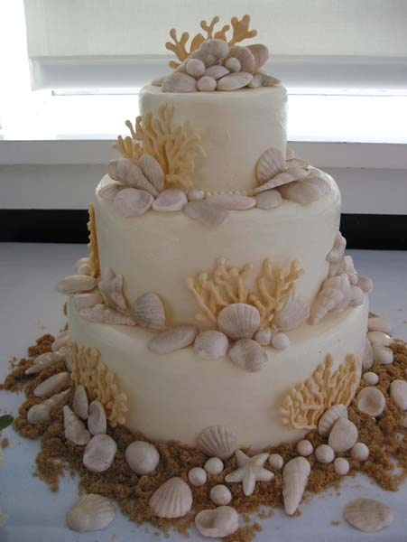 52 best images about sea shell cakes on pinterest starfish seashell wedding cakes and wedding. Black Bedroom Furniture Sets. Home Design Ideas