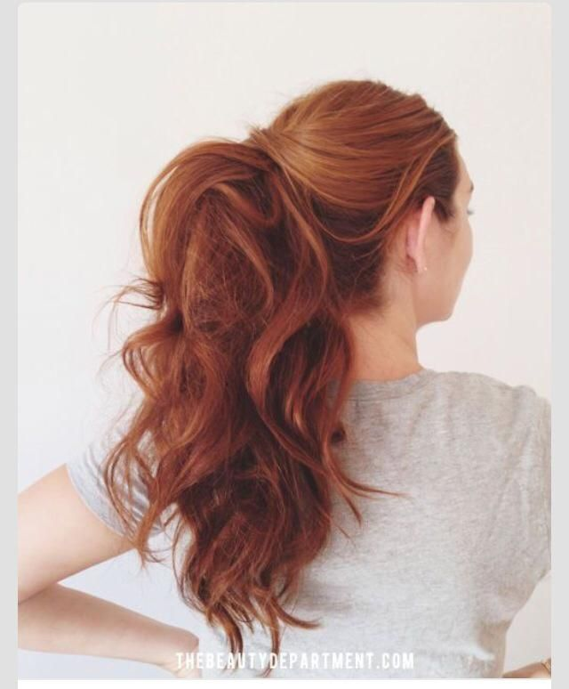 Gorgeous! pic.twitter.com/yLCmQNryMB  I want this hair please!!