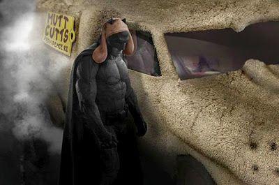 Le batman triste devient un meme - 2Tout2Rien