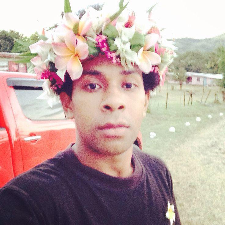 Ready to perform in Tavua Fiji.