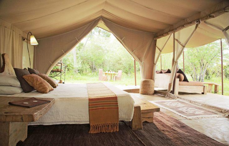 in Kenya, Massai Mara