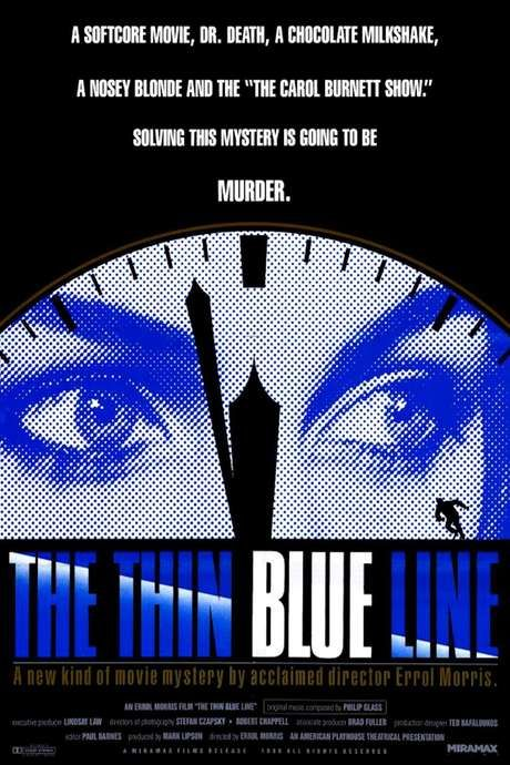 #3 - January 3rd - The Thin Blue Line