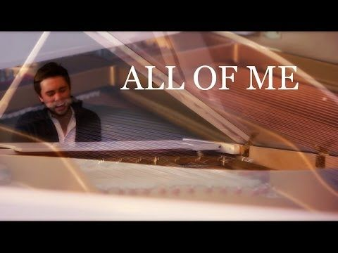▶ John Legend - All of Me - Chester See Cover - YouTube. This video is truly beautiful. Watch it. Love it. Like it. Favorite it. And subscribe to Chester See