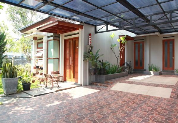 rumah Nyaman Memarkir Mobil|Rumah Tanah Dijual,Di Bogor