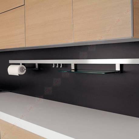 les 14 meilleures images propos de barre de cr dence pour ustensiles de cuisine accessoires. Black Bedroom Furniture Sets. Home Design Ideas