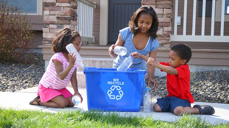 #Recycling Do's and Don'ts