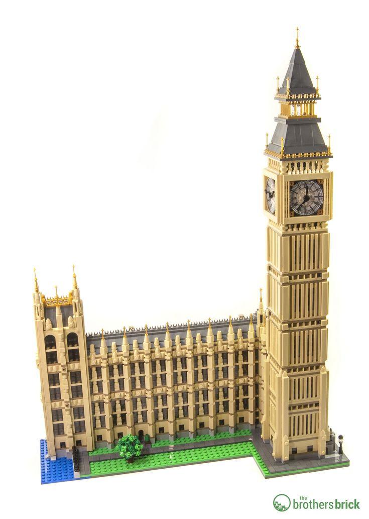 LEGO Creator 10253 Big Ben [Review]