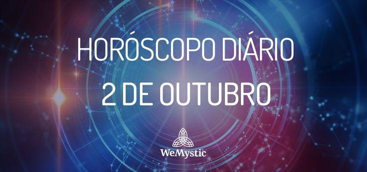 Horóscopo do dia 2 de outubro: Confira as previsões do seu signo para o amor, trabalho e dinheiro. Previsões do Horoscopo de Hoje!