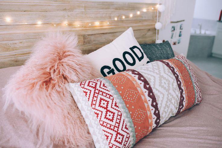 DIY Summer Room Decor inspired by Pinterest! + Room Makeover                                                                                                                                                                                 More