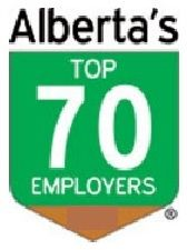 Alberta's Top Employers is an annual competition organized by the editors of Canada's Top 100 Employers. This special designation recognizes the Alberta employers that lead their industries in offering exceptional places to work. www.canadastop100.com/alberta/