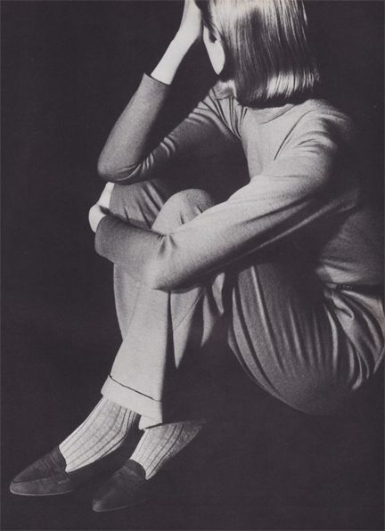 Calvin Klein campaign photo via Garmento Magazine