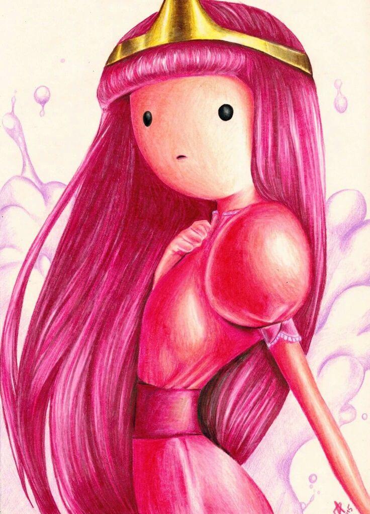 Princesa chicle. Adventure times