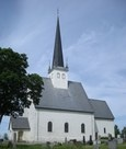 Stange Church, Norway. Where my grandparents are buried