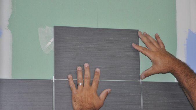 Comment Poser De La Faience Dans La Salle De Bains Faience Salle De Bain Pose De Faience Et Pose Carrelage Mural