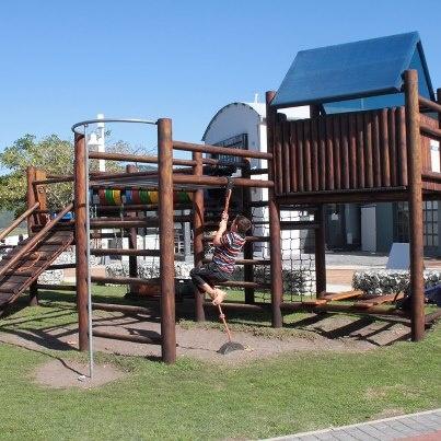 84 best swing set plans images on pinterest treehouse for Jungle gym plans