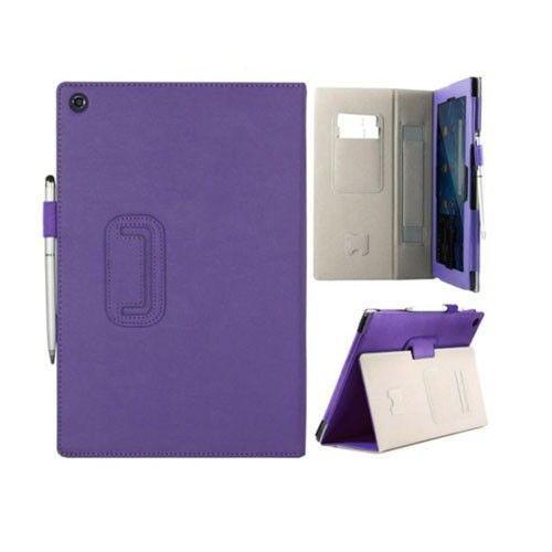 Boston (Violetti) Sony Xperia Tab Z Nahkakotelo