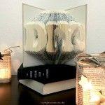 DIY Papier Kürbis und meine Beichte - Love Decorations