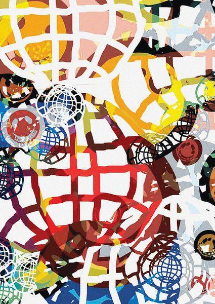 'Happy Resurrection Days' by Petros Vasiadis on artflakes.com as poster or art print $18.03