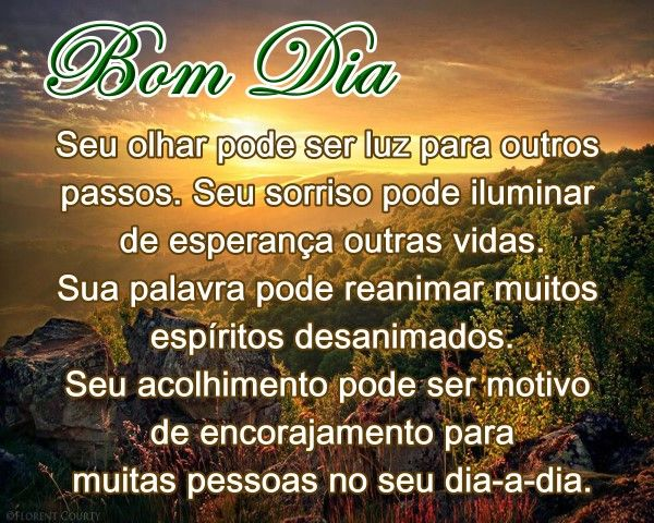 17 Best Images About Lindo Dia Bom Dia On Pinterest