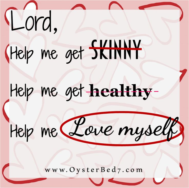 How to Succeed in Losing Weight (for the right reasons) | Bonny's Oyster bed 7: