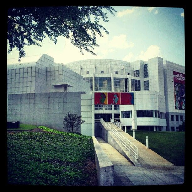 Atlanta S Premiere Landscape Architect: Designed By Architects Richard Meier And Renzo Piano