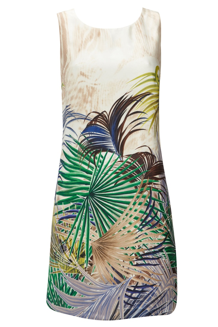 Love it!Nice Outfit, Beach Dresses, Summer Day, Petite Palms, Leaf Dresses, Palms Leaf, Fun Beach, Hot Summer, Summer Holiday