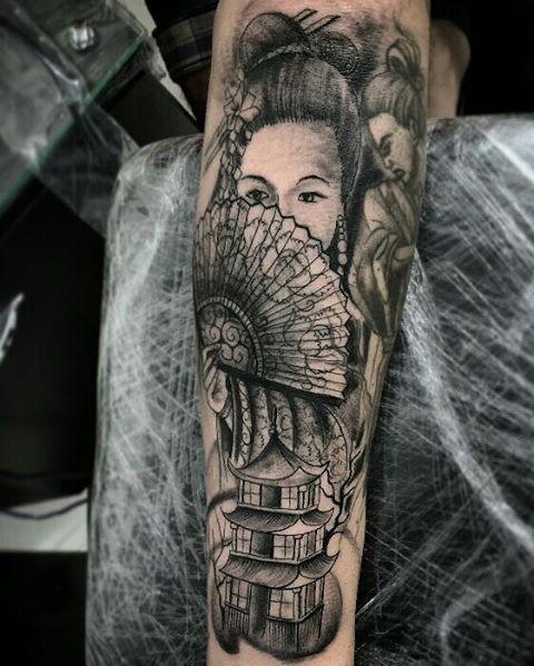 #mulpix 1° sessão Gueixa tatuagem do parceiro Vinícius ...  #tattoo  #tattooist  #tattooartist  #toptattooartists  #orientaltattoo  #gueixatattoo  #gueixa  #inprogress  #tattoo2me  #tatuagensmasculinas  #blackandgreytattoo  #ink  #inked  #inkedguys  #besttattoo  #tatuadoresdobrasil  #tatuadores  #tattoscute  #tattoosfofas  #blacktattoo  #blackwork
