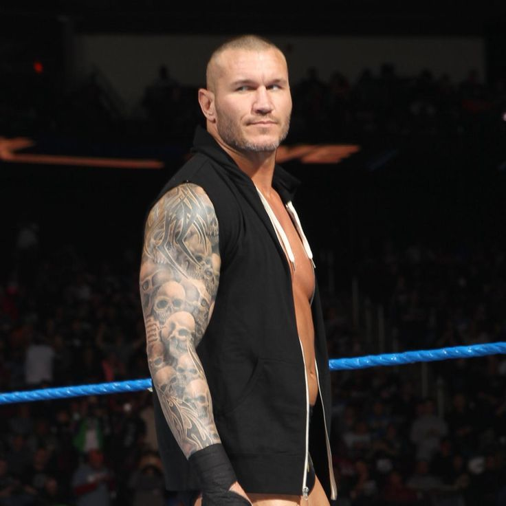 SmackDown 11/1/16: Randy Orton vs. Kane – No Disqualification Match