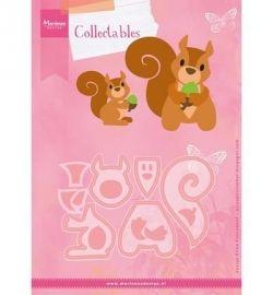 COL1410 Collectables Eline's Squirrel