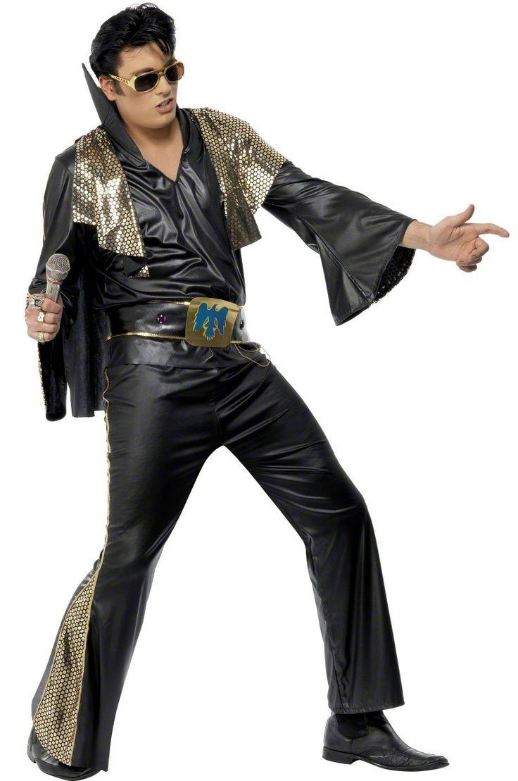 Costume da Elvis Presley™ per uomo su VegaooParty, negozio di articoli per feste. Scopri il maggior catalogo di addobbi e decorazioni per feste del web,  sempre al miglior prezzo!