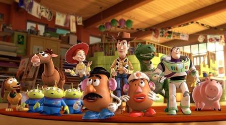 DSMART, Oyuncak Hikayesi 3(Toy Story 3)