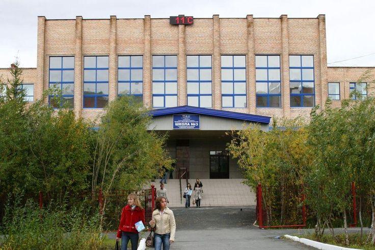 В минувшую субботу 40-летний юбилей отметила школа №3.