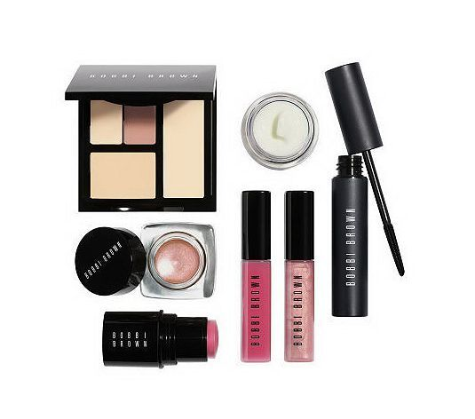 Bobbi Brown Instant Pretty Collection QVC Today's Special Value was originally under $70, but I paid over $100 for it, because it just looks like a great beauty staple! No longer available on QVC after I checked out my cart. Hmm - I hope they don't cancel my order!!