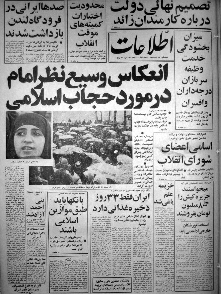 Online Newspapers from Iran sorted alphabetically